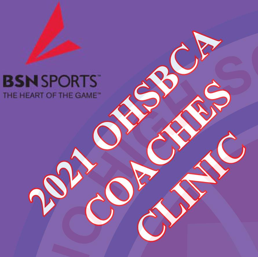 Coaches Clinic 2021